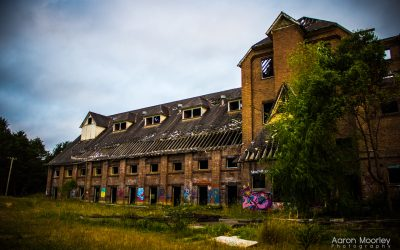 Abandoned Brewery – Mittagong Maltings